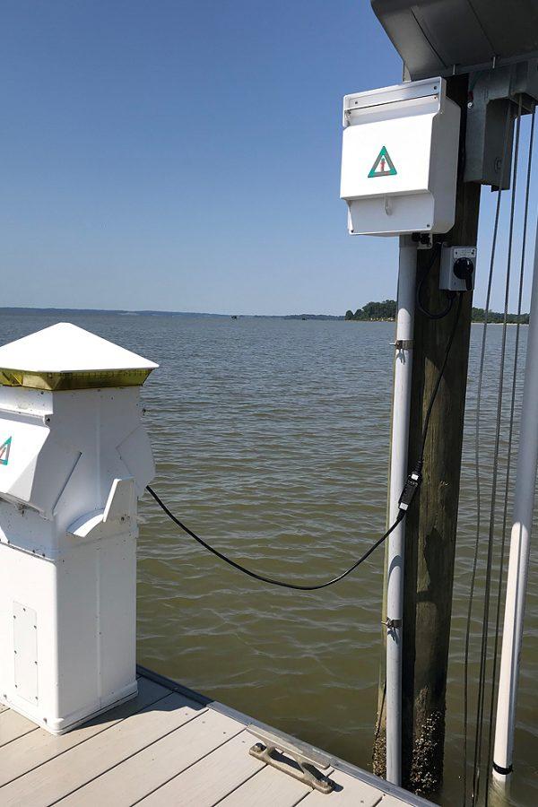 LiftPower LP30 Remote Boatlift Control