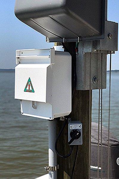 LiftPower LP40 Remote Boatlift Control