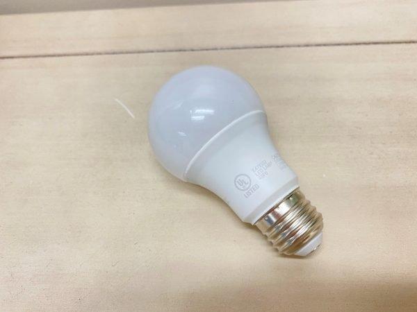 LED A19- 9Watt 800 Lumens -2800Kelvin Medium Base Bulb