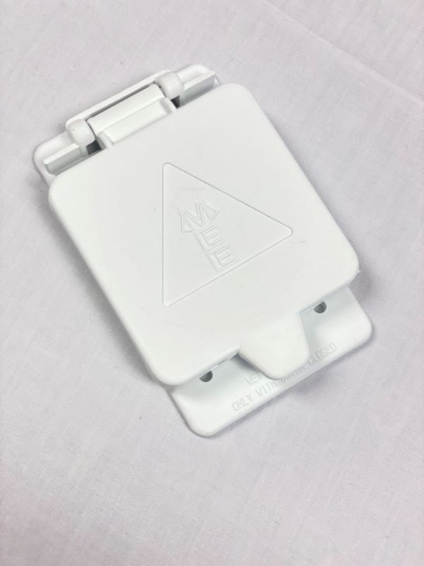 20A GFCI Duplex Receptacle Weatherproof Flip Cover Assembly